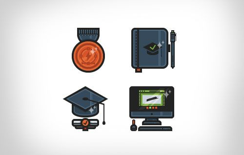 Cool-Icon-Design-Illustrator-Tutorial