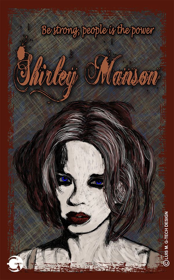 03-Shirley-Manson-Grunge-Style-Poster