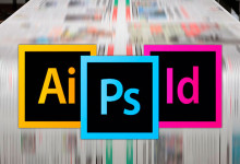 Adobe Illustrator vs Photoshop vs InDesign ¿Qué programa debes utilizar para diseñar medios impresos?